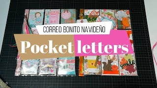Correo bonito Navideño | Pocket letters