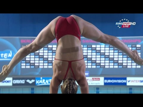 Berlin2014 Women's 10m platform final