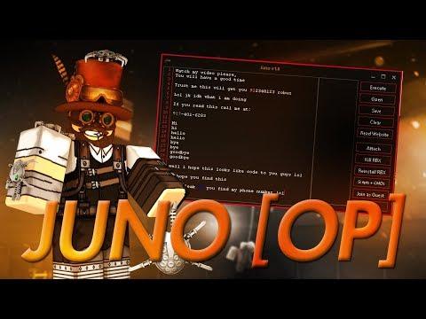 Roblox Exploit Juno Roblox Jailbreak Hack Roblox Jailbreak Exploit Jailpain Inf Nitro Auto Rob Guns Auto Arrest No Arrest Op Youtube