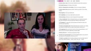HOW TO SEDUCE HER (Cosmopolitan Magazine Live Show) w/ Justin Wayne Dating
