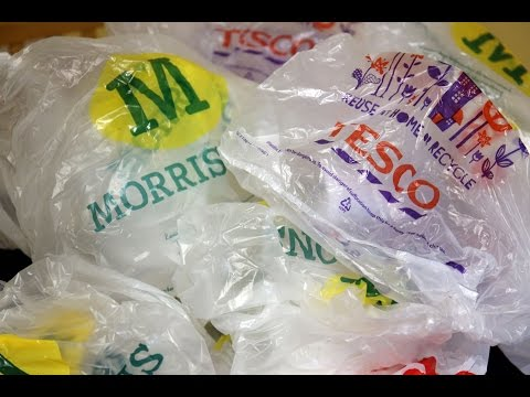 Plastic bag charge: Where does your 5p go?