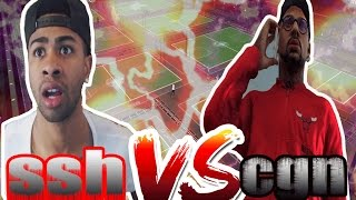ssh vs cup gang someone gets exposed