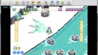 Heavenly Guardian on Dolphin v2.0 - Nintendo Wii Emulator