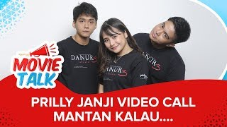Interview DANUR 3, Prilly, Umay, Chicco Saling Sindir Mantan [PART 2]