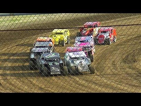 Mod Lite Feature | Mercer Raceway Park | 6-18-16