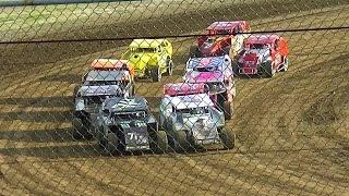 Mercer Raceway Park Mod Lite Feature