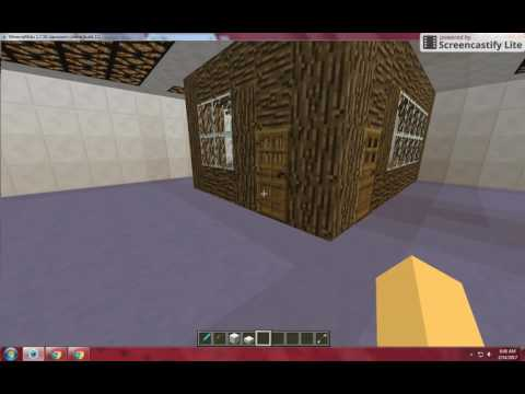 Andrew's Minecraft William Davies Middle School video
