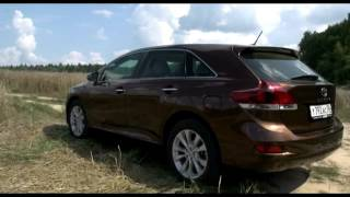 Наши тесты: Toyota Venza