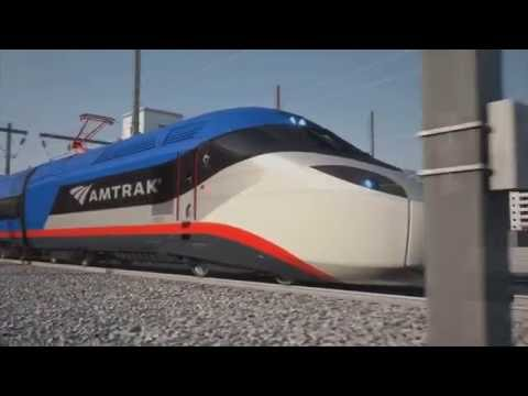 Amtrak's NEW Avelia Liberty and Wic Moorman Takes the Helm - TRAIN OF THOUGHT