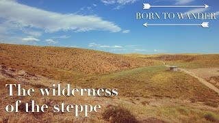 Kazakhstan: The wilderness of the steppe