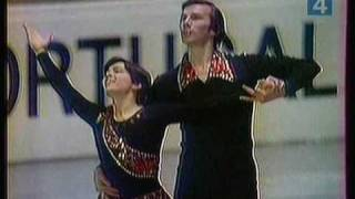 Mikhail Belousov presents: the legends of Soviet figure skating: Irina Rodnina and Aleksandr Zaitsev
