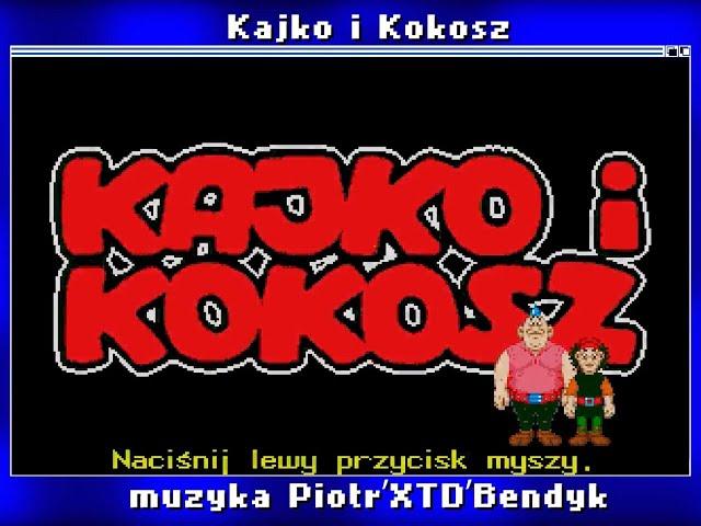 Kajko i Kokosz - remaster muzyki tytułowej   XTD