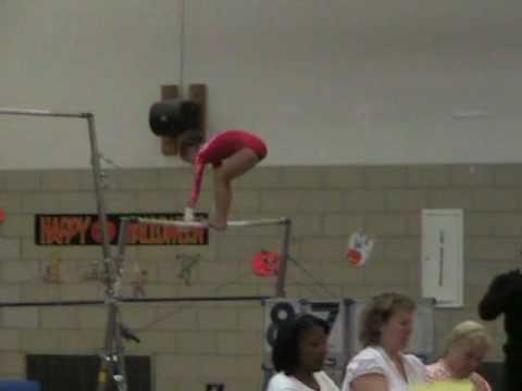 first level 7 gymnastics meet 2014
