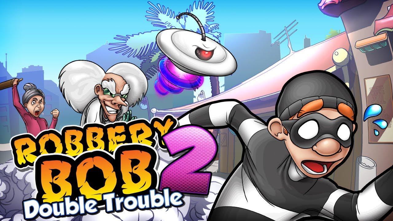 Скачать игру robbery bob через торрент на компьютер