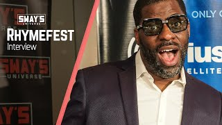 #rhymefest #swayinthemorning #swaysuniverse subscribe to sway's universe for morehttp://bit.ly/subscribesuabout universeexclusive interviews from sway...