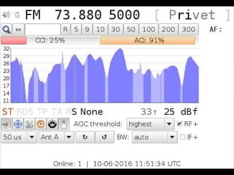 [Es] 73.88 R. Samara / Pavlohrad 1227km 0.06kW RDS!