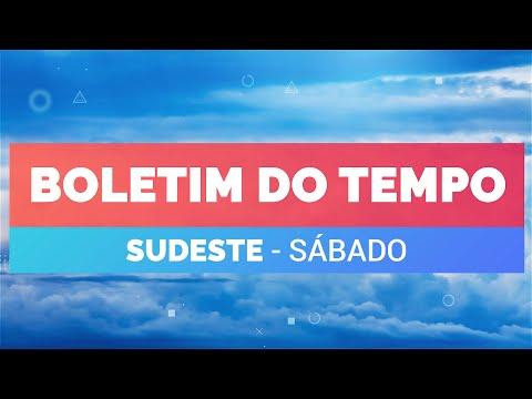 Previsão Sudeste - Ar Seco Predomina