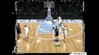 NCAA March Madness 2002 PlayStation 2 Gameplay_2001_12_10_3