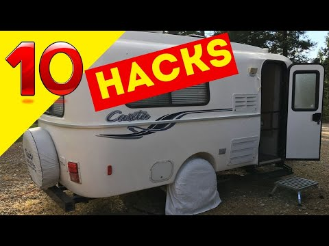 RV Storage, Organization and Upgrades for You (2019)