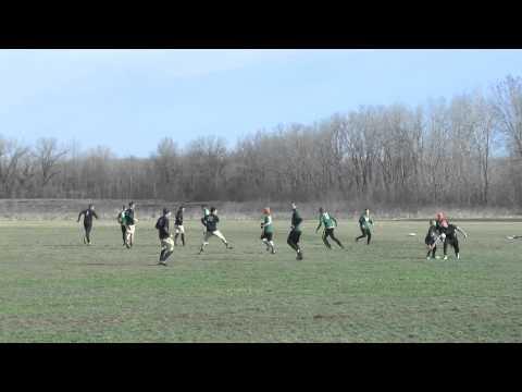 Huck Finn 2015 - ND vs Wright State - Pool Play