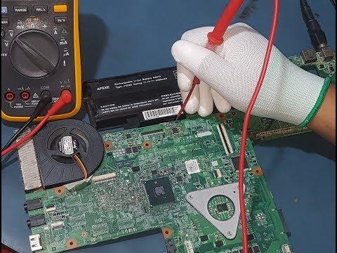 Laptop Charging IC Bq24745 description in DELL N5010 & PRACTICAL