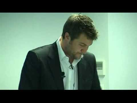Jon Ratcliffe Presentation at Henley Business School on Google