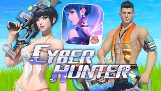 FUTURISTIC BATTLE ROYALE!! (Cyber Hunter)