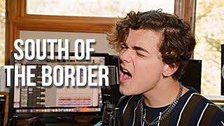 Ed Sheeran - South of the Border (feat. Camila Cabello & Cardi B) Cover by Alexander Stewart