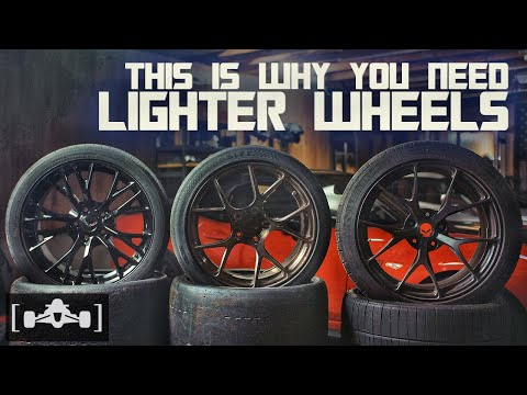 Unsprung Weight And Acceleration | Why You Should Buy Lighter Wheels