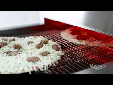 Vollrath Digital Conveyor Pizza Ovens - Operating Instructions