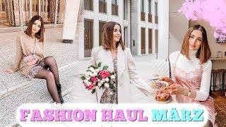 XXL TRY-ON ZARA & MANGO HAUL MÄRZ 2019 🛍   ASOS, H&M & MEHR!