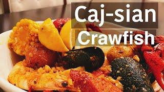 The BEST Cajun Crawfish Recipe   Asian Style