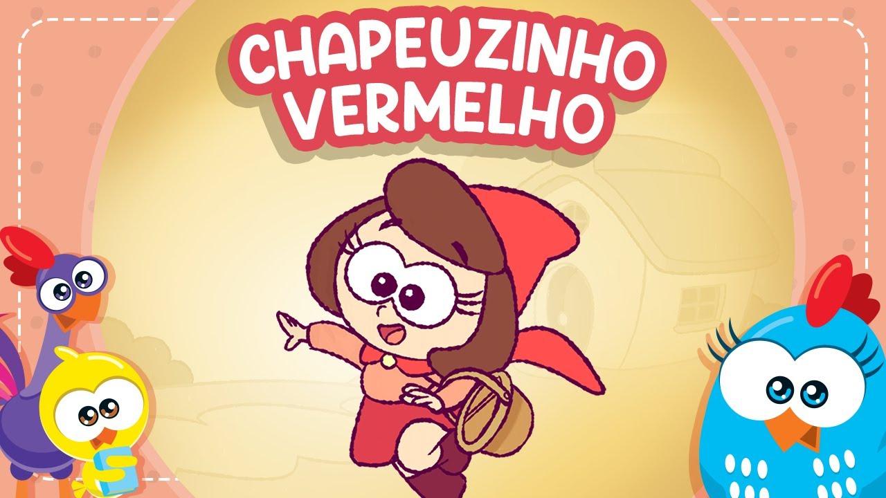 Chapeuzinho Vermelho - Contos Clássicos com a Galinha Pintadinha