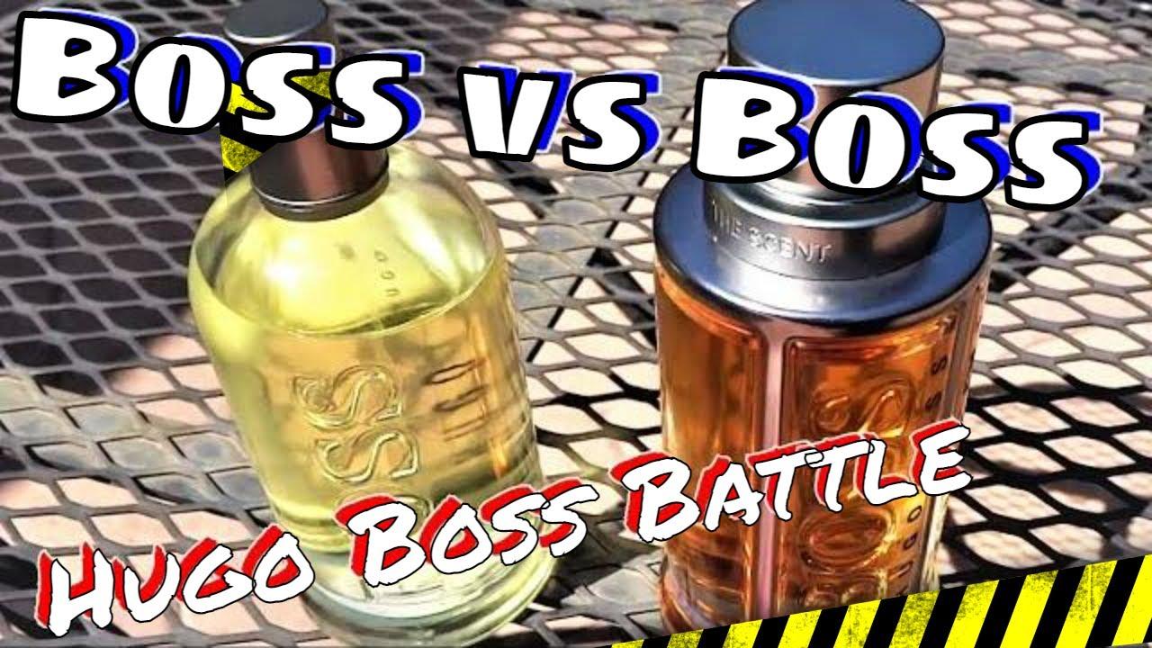 hugo boss bottled no 6 unterschied