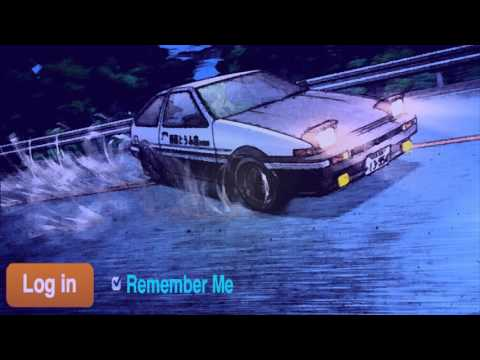 Remember Me Vaporwave Mix (Initial D)