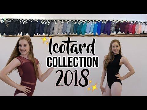 709dcdf7b HUGE ! Leotard Collection 2018