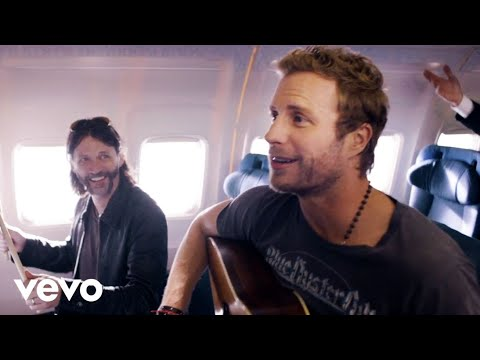 Dierks Bentley - Drunk On A Plane (Official Music Video) from YouTube · Duration:  4 minutes 52 seconds