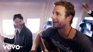 Dierks Bentley - Drunk On A Plane (Official Music Video) Video