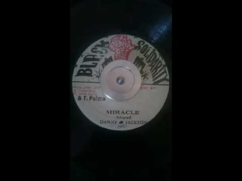 Danny Jackson - Miracle - 7inch / Black Solidarity