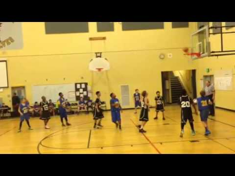 Alice Ott middle school vs Ron Russell middle school 7th gr