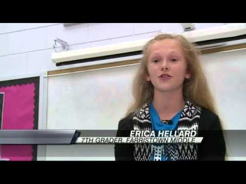 Berea Middle School Singers Raise Money to Perform at Carnegie Hall