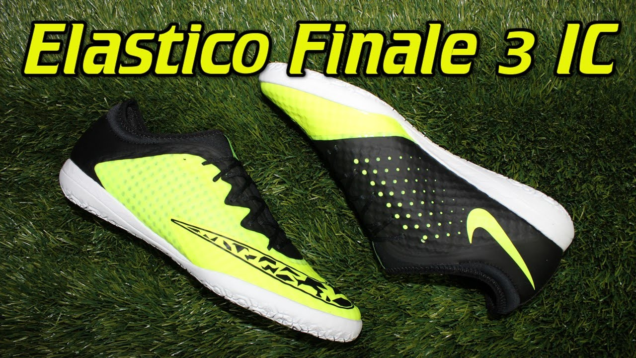 Nike Elastico Pro 3 Indoor Review Soccer Reviews For You