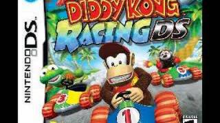 Spaceport Alpha - Diddy Kong Racing DS