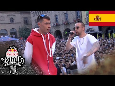DANI vs BOTTA - Octavos: Barcelona, España 2018 | Red Bull Batalla De Los Gallos