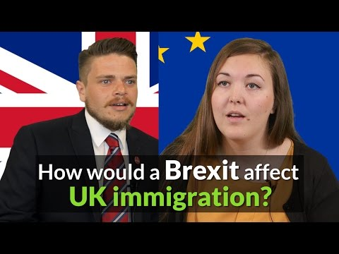 EU referendum: How would a Brexit affect UK immigration?