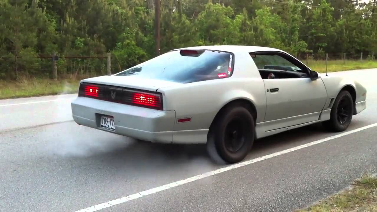 86 trans am with gen 4 lsx motor burnout youtube. Black Bedroom Furniture Sets. Home Design Ideas