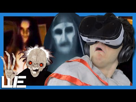 Top 5 VR Horror Apps 2019 (GAMEPLAY)