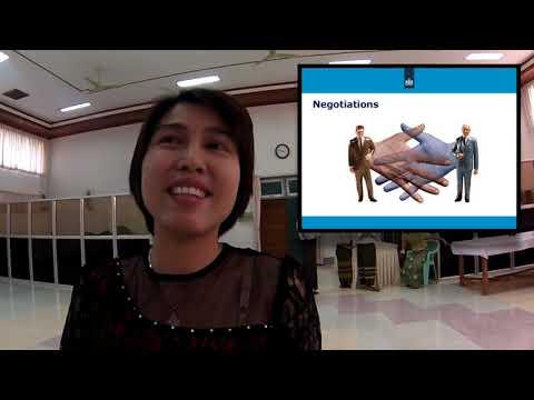 Economic Attache Master Class Myanmar