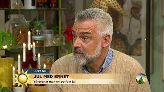 """Det här är frågan som Ernst fått """"2 000 147 gånger"""" - Nyhetsmorgon (TV4)"""