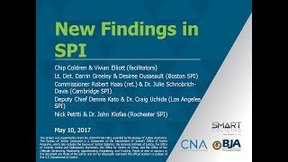 New Findings in SPI Webinar (May 2017)